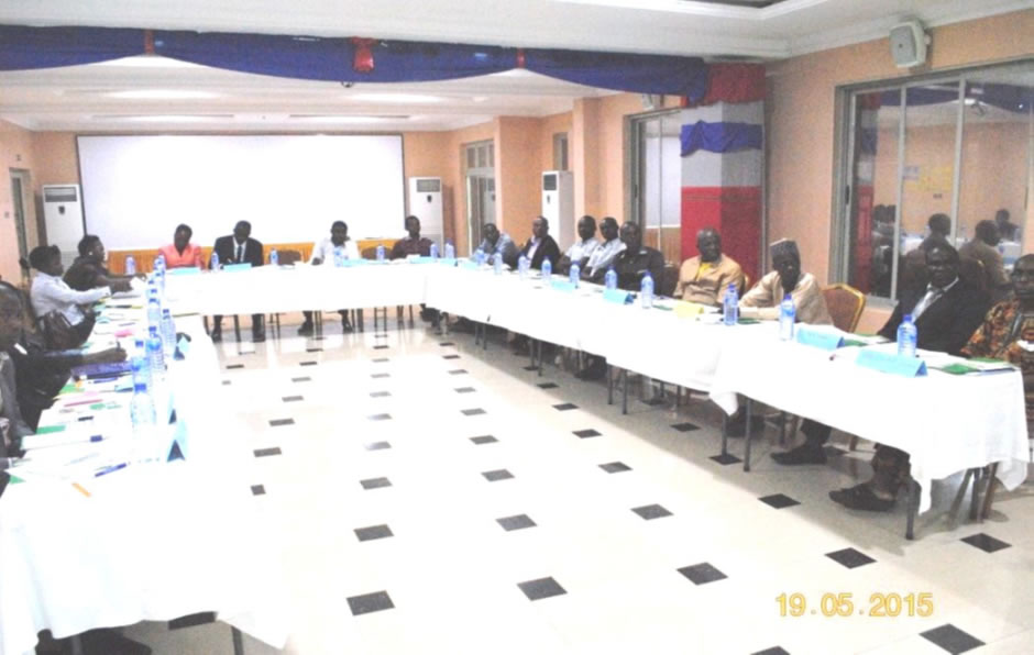 NNF Conducts M&E Workshops for Stakeholders of Agbami Partners Projects
